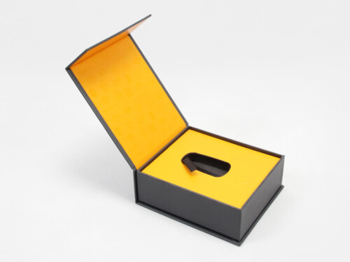 High-end Clamshell Car Key Gift Boxes