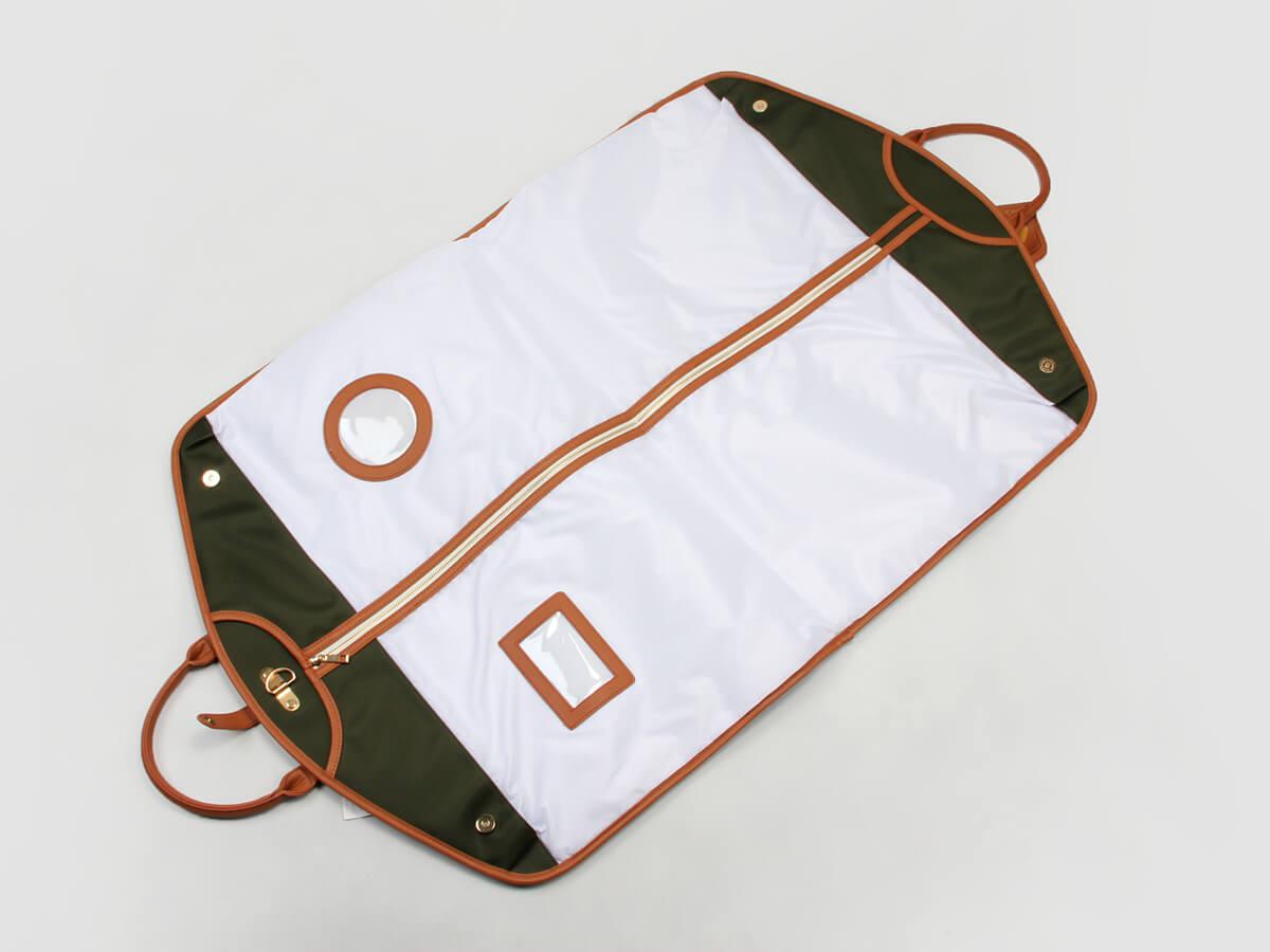 High-end Custom Garment Suit Bags Accessories
