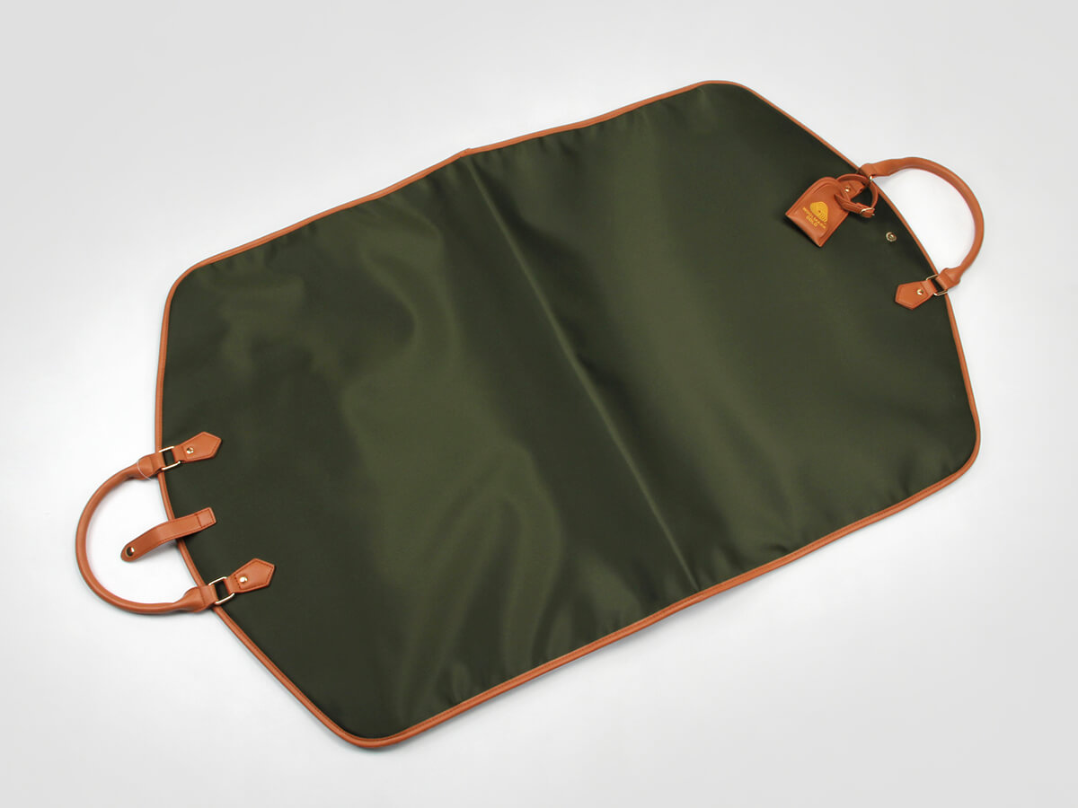 High-end Custom Garment Suit Bags Material