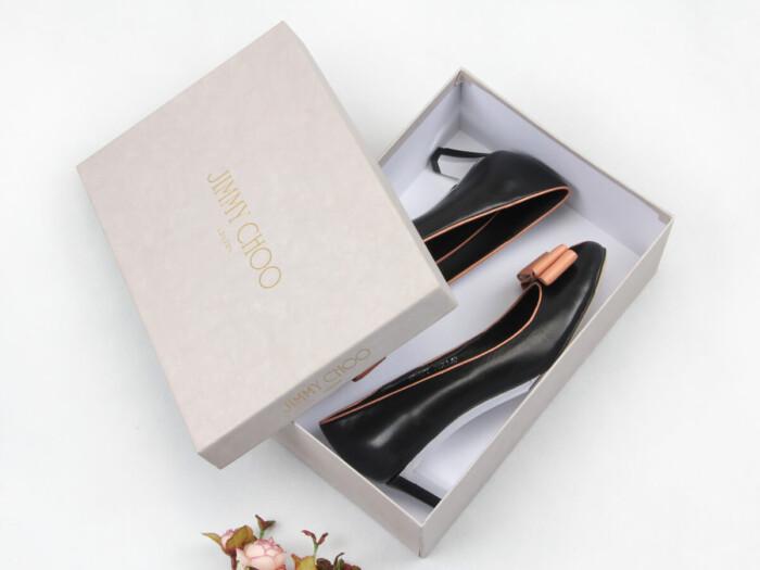 Imitation Parchment Shoe Packaging Boxes With Shoe