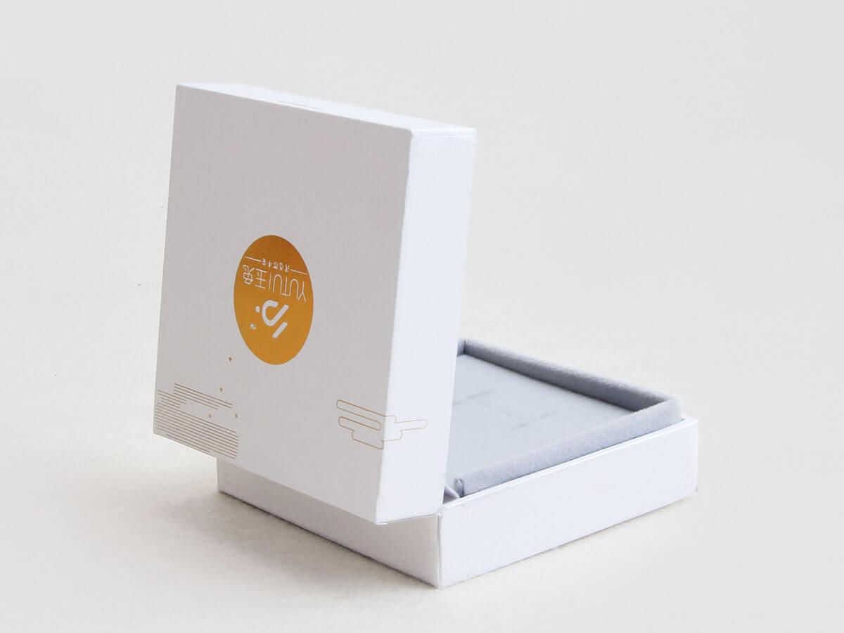 Jade Rabbit Jewelry Packaging Boxes Open Way
