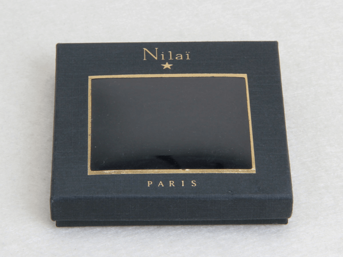 Jewelry Earring Packaging Boxes With Transparent Window