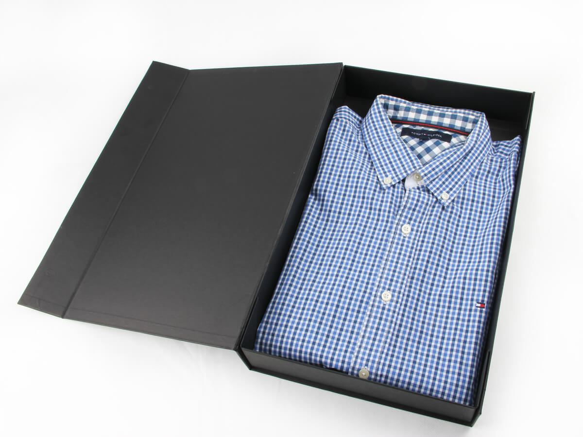 Lafayeite 148 Shirt Packaging Boxes With Shirt