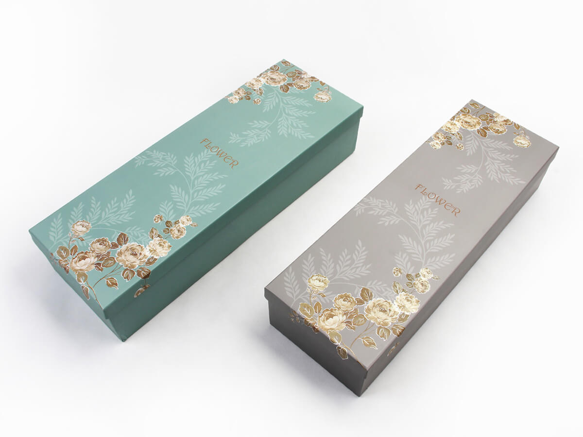 Lengthen Flower Packaging Boxes Material
