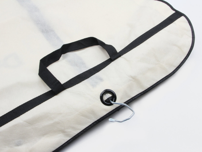 Long Garment Coats Cover Bags Air Hole