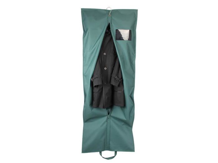 Long Section Garment Bag With Cloth