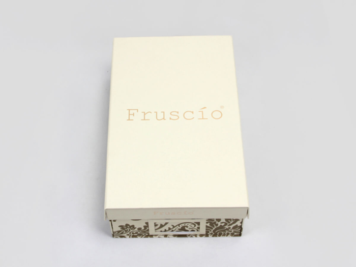 Luxury Folding Shoe Packaging Boxes Corner Detail