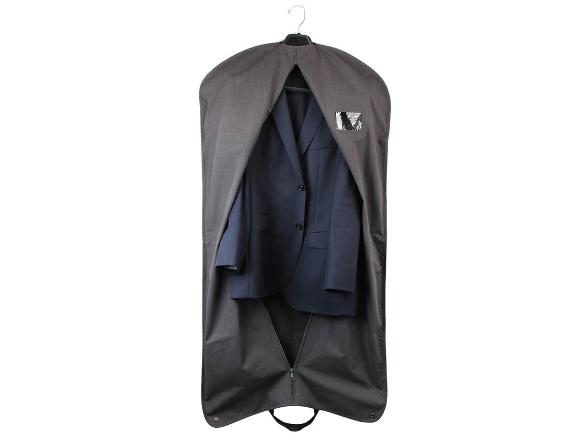 Luxury Garment Suit Cover Bags With Suit