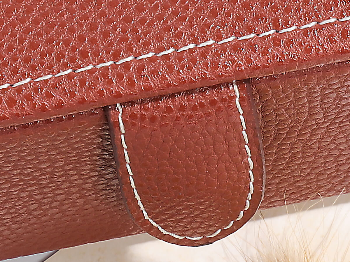 Luxury Leather Cosmetic Packaging Boxes Material