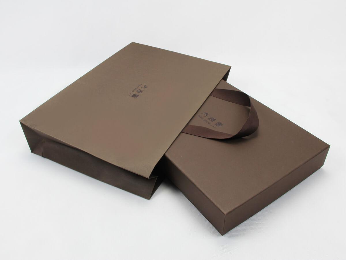 Luxury Scarf Packaging Set Display