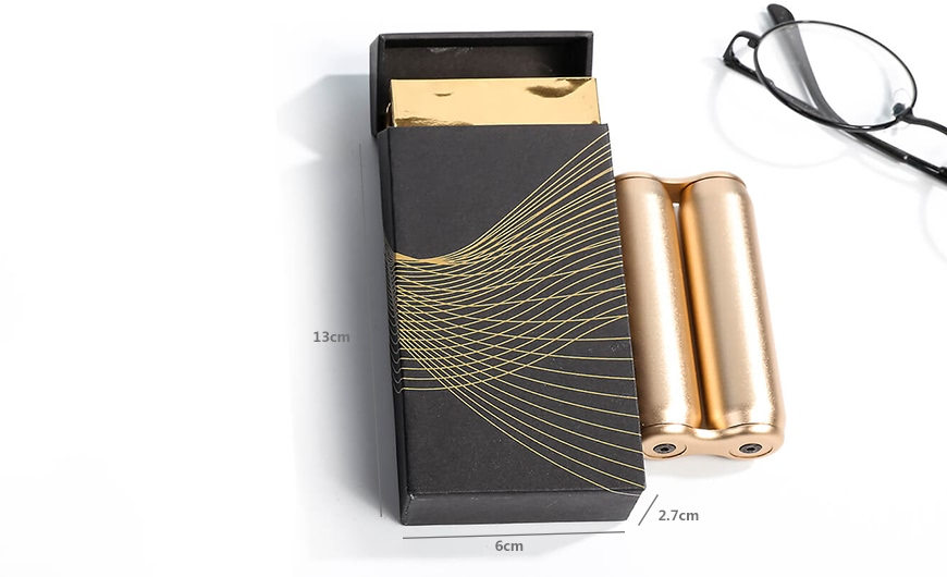 Original Desgine Cigarette Packaging Boxes Size