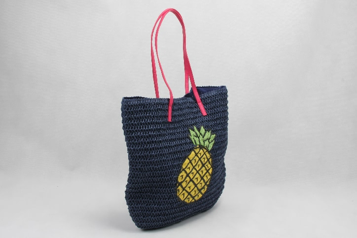 Paper String Woven Bags Straw Tote Bags
