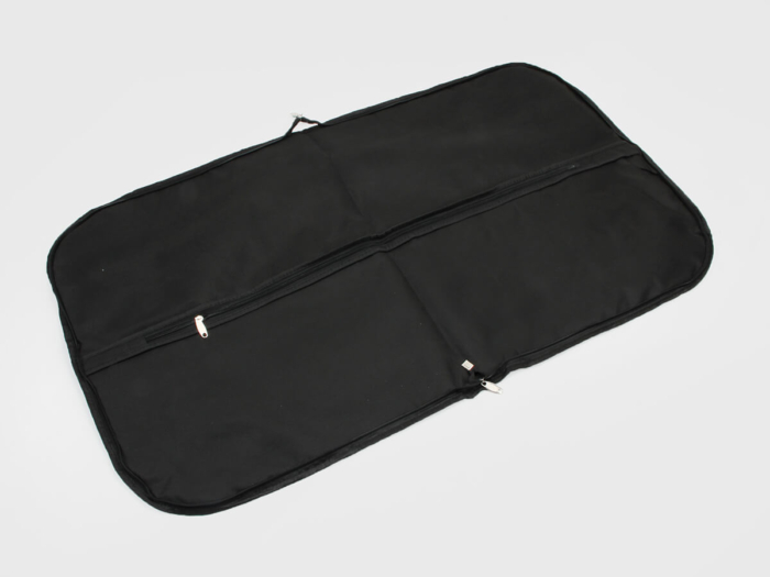 Polyester Garment Suit Cover Bags Expanded View