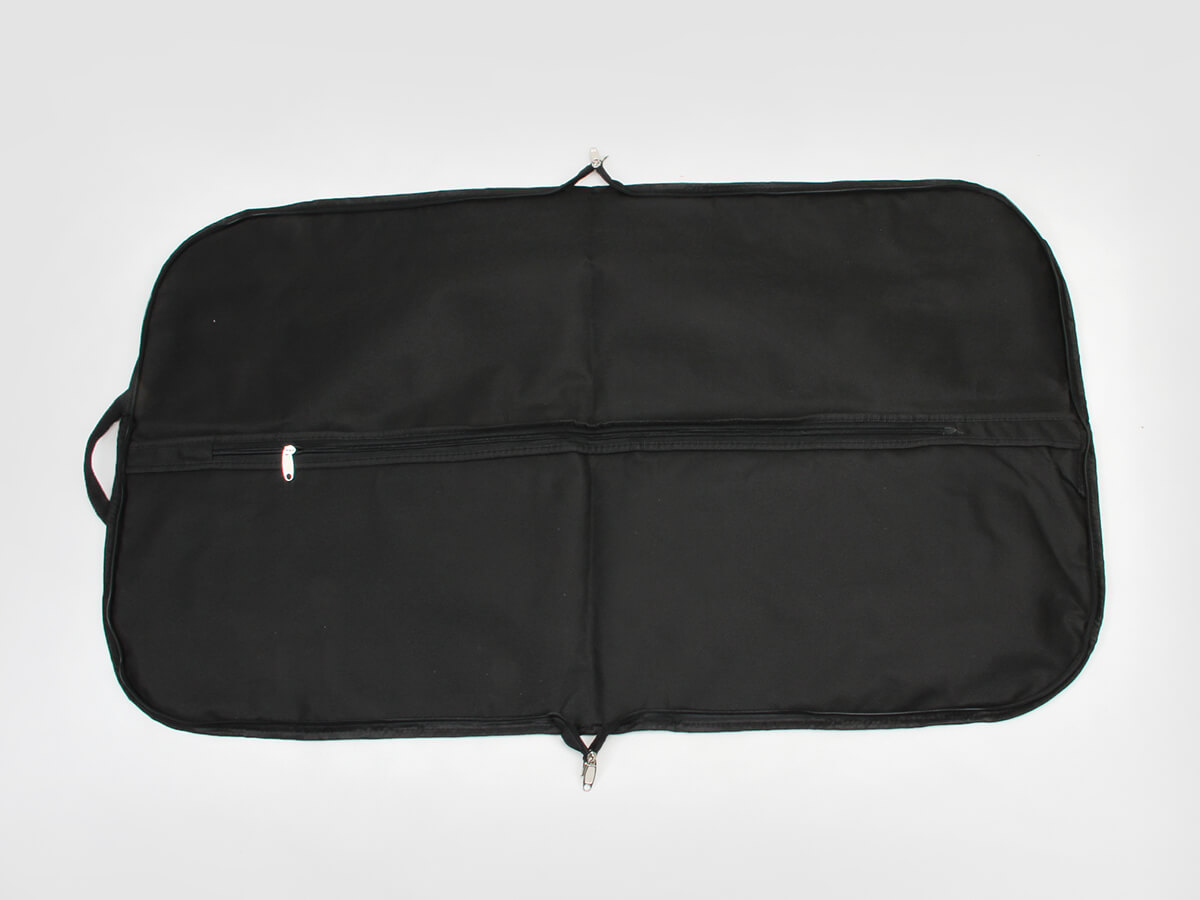 Polyester Garment Suit Cover Bags Material