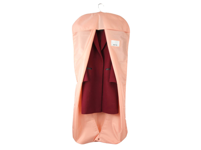 Polyester Women Garment Dress Bags