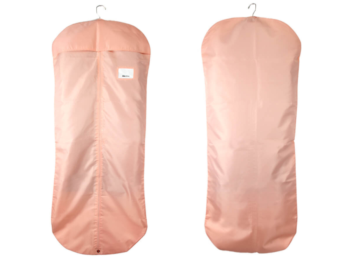 Polyester Women Garment Dress Bags Display