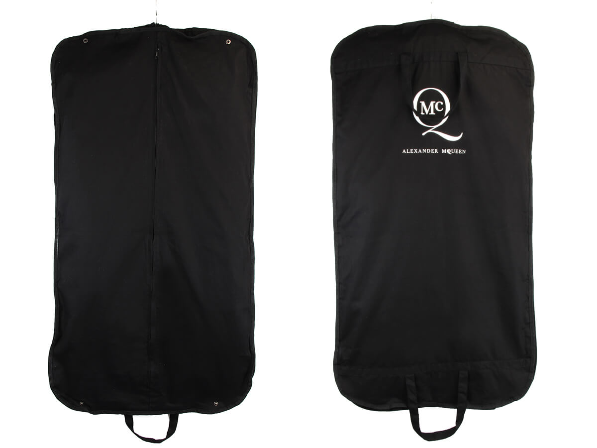 Premium Cotton Garment Suit Cover Bags