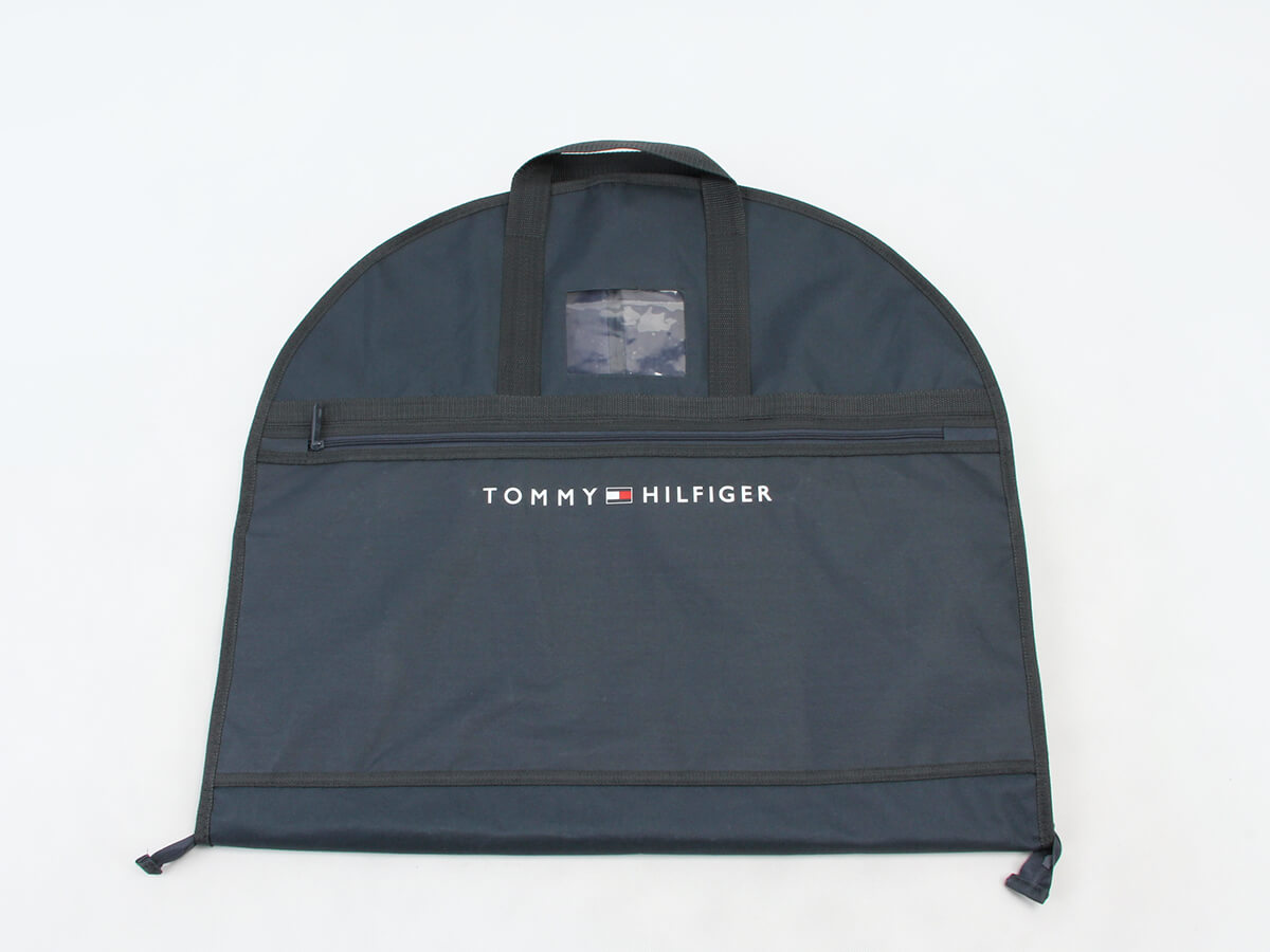 Premium Oxford Cloth Garment Suit Bags Logo Printed