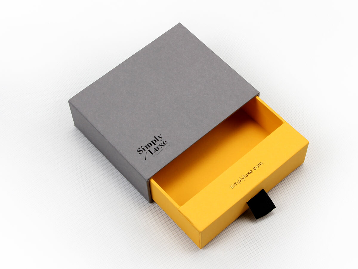 Simple Luxury Gift Packaging Boxes