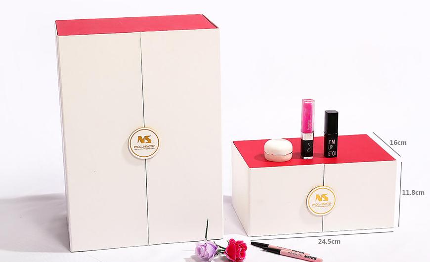 Villa Makeup Calendar Packaging Gift Boxes Size
