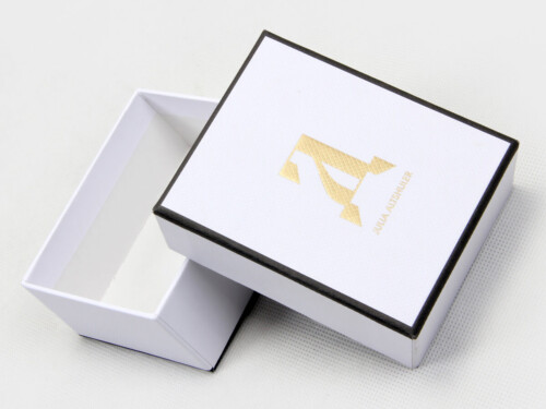 White Gift Paper Boxes