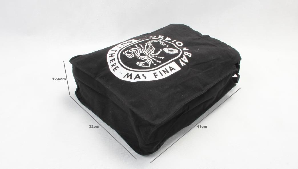 Unisex Cotton Clothing Bags Drawstring Bags Rucksacks Size