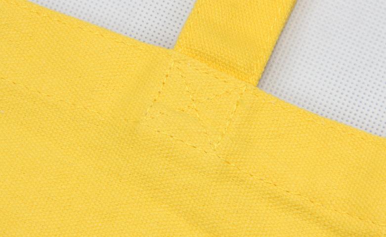 Cute Emoji Cotton Bags Material