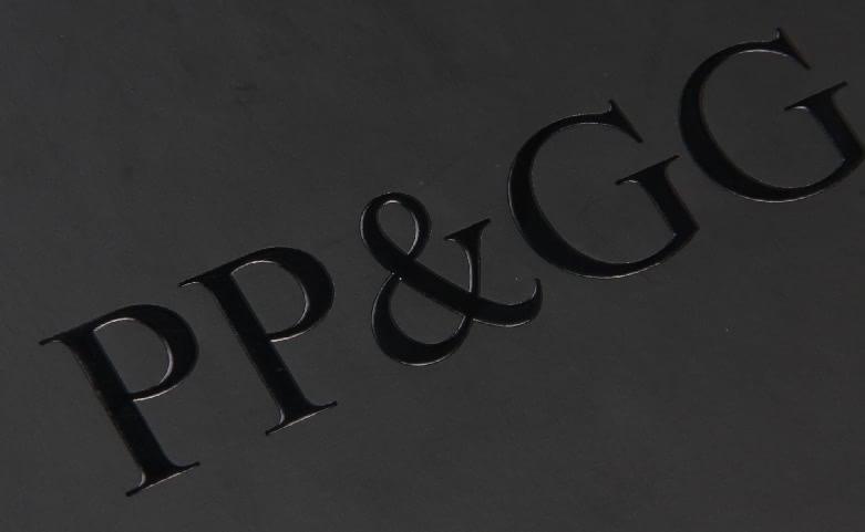 PPGG Business Shirt Boxes Logo
