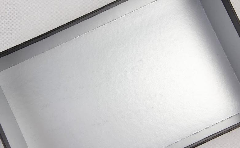 Upscale Black Paper Shoe Boxes With Lid&Base Technique
