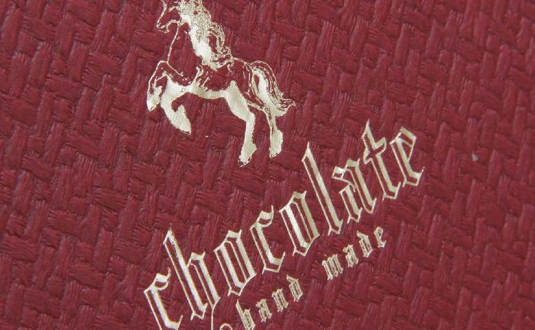 Black Chocolate Packaging Boxes Hot Sampling