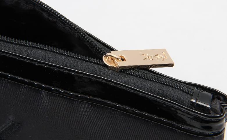 Brand Fashion Women's Polyester Cosmetic Bags Zipper