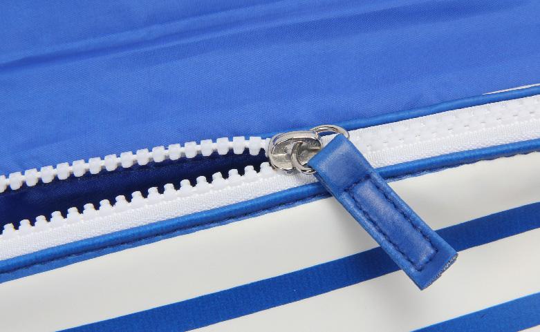 Naval Sailors Seacret Cosmetic Bags Logo