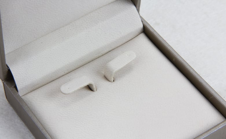 Shiny Arched Jewelry Boxes