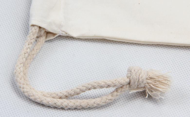 ECO-friendly Cotton Drawstring Bags Technique
