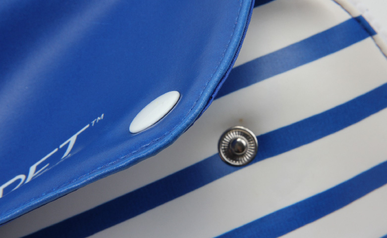 Naval Sailors Seacret Cosmetic Bags Detail