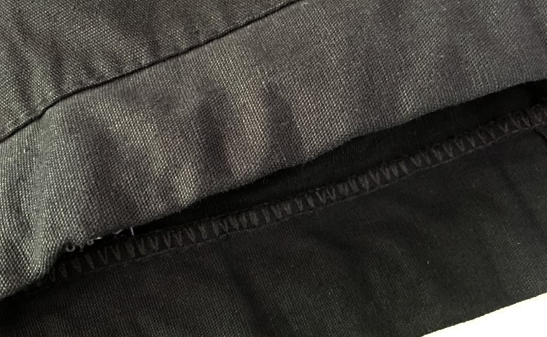 Unisex Cotton Clothing Bags Drawstring Bags Rucksacks Technique