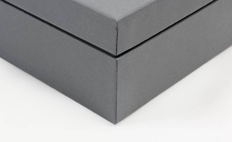 Wedding Dress Storage Paper Boxes&Paper Bags Set Detail