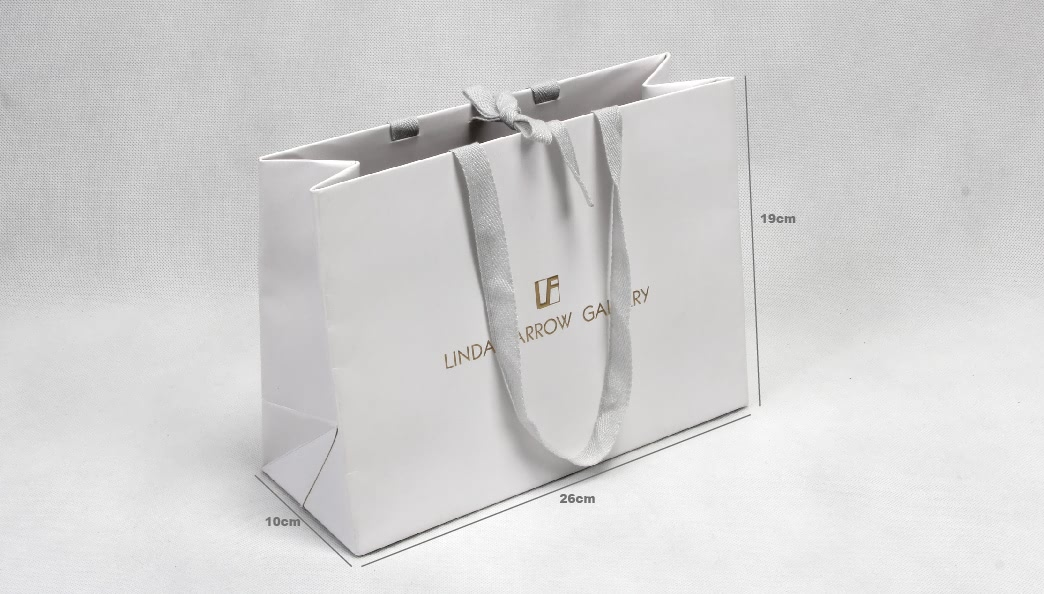 Classic Craft Gift Paper Bags size