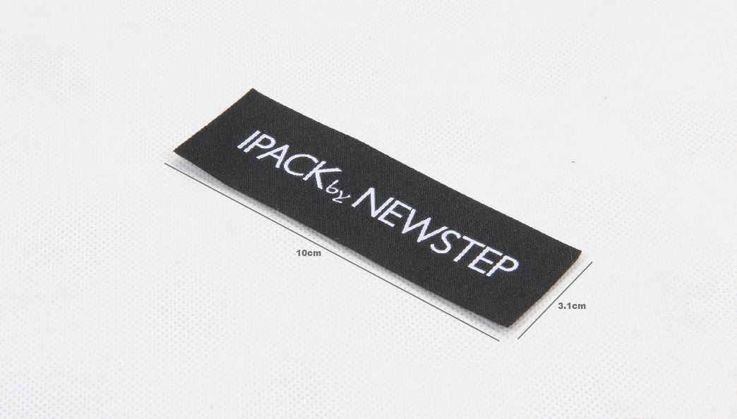 Custom Top Quality Garment Woven Labels size