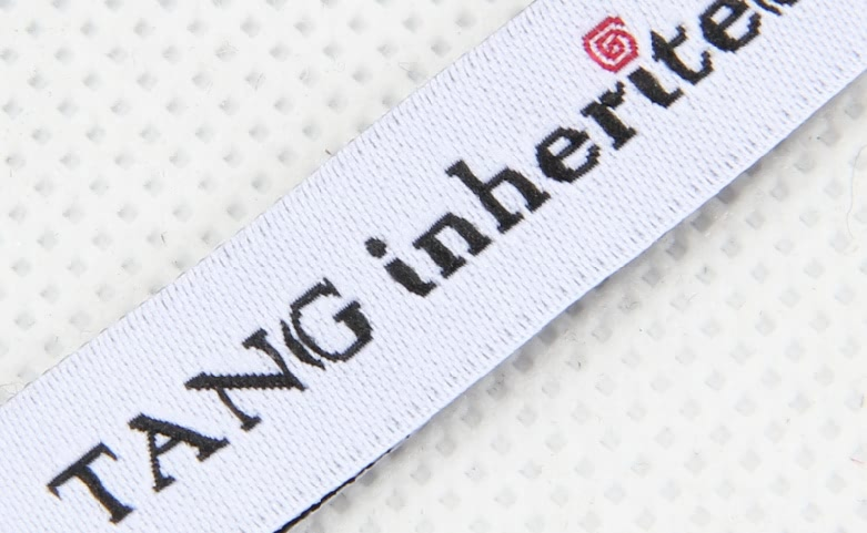 Great Quality White Apparel Woven Labels technique