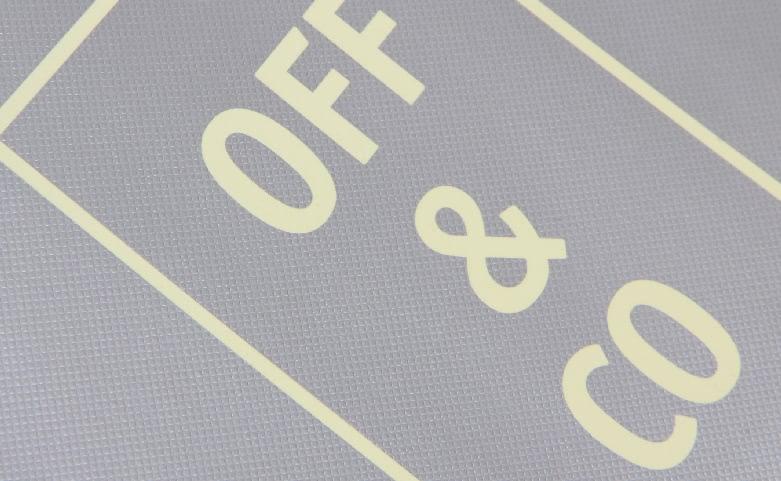 High End Fashion Garment Paper Bag logo