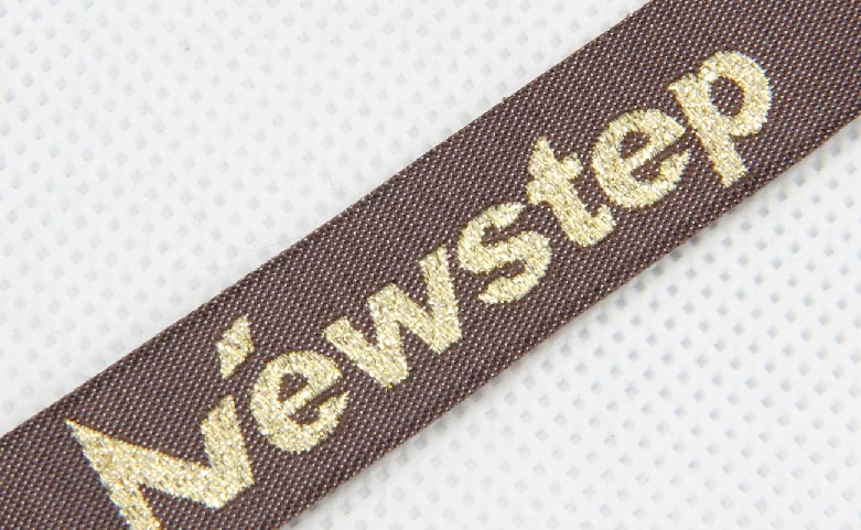 Premium Fabric Woven Sewing Labels Set material