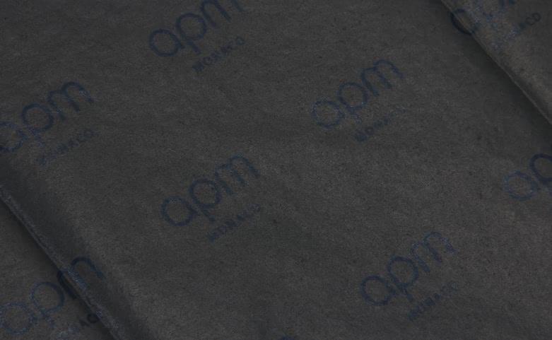 Premium Matte Printed Wrapping Paper print