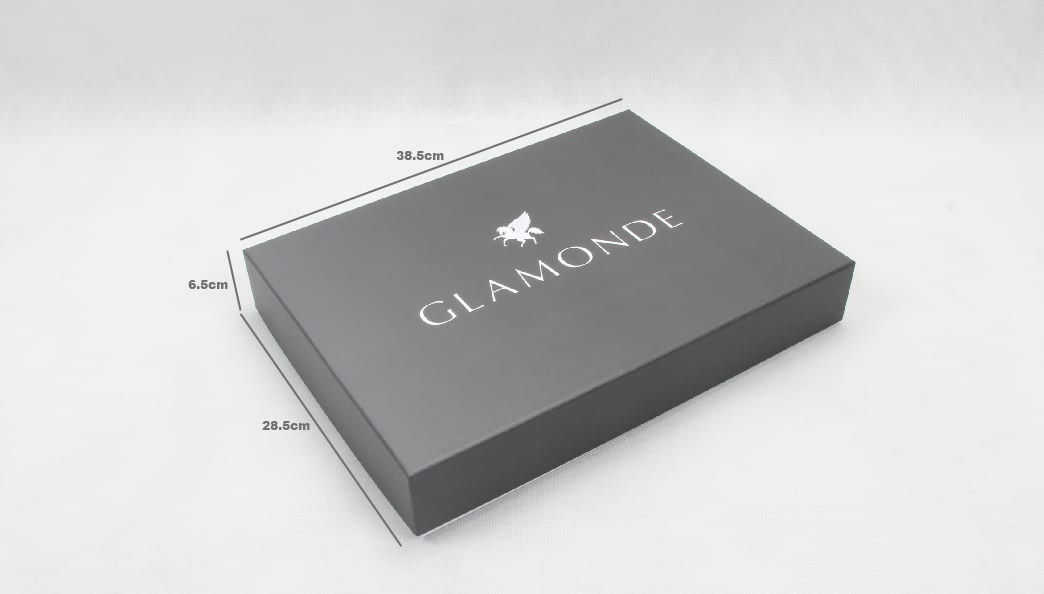 Luxury Bedding Packaging Boxes Size
