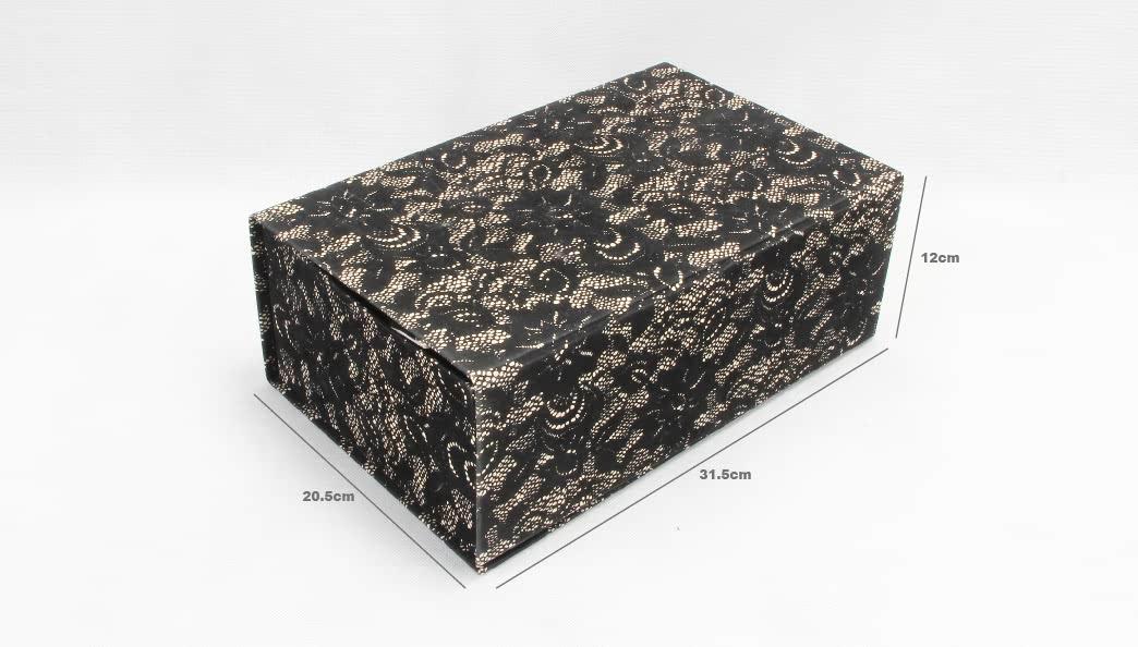 Women's Luxury Shoe Packaging Boxes Size
