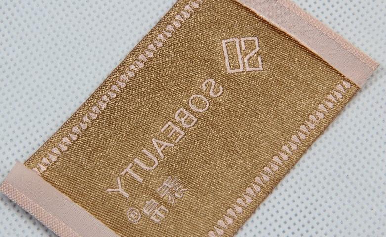 Elegant Woven Neck Labels For Women's Wear base