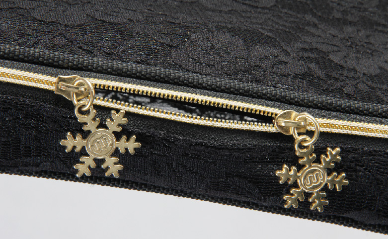 Sexy Lace Cosmetic Bags detail