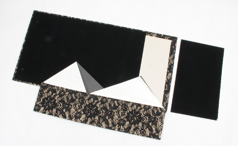 Women's Luxury Shoe Packaging Boxes Detail