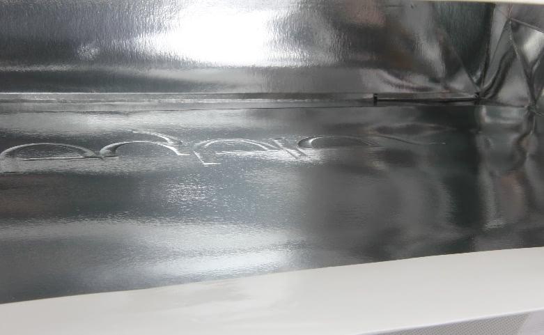 Premium Aluminium Foil Laminated Garment Paper Bags detail