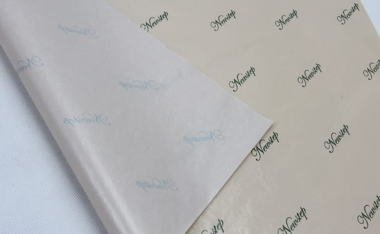 Premium Natural Wax Tissue Paper detail